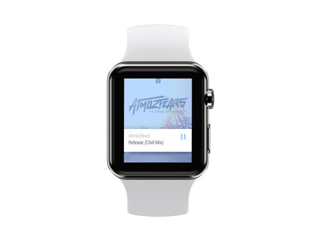 Smart watch mockup vibez music 1